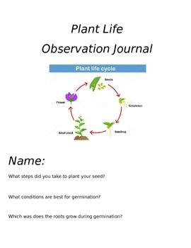 Observation Journal