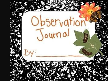 Observation Journal BUNDLE!!