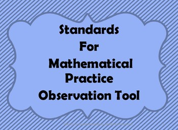 Observation Tool for SMPs