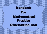 Observation Tool for SMPs