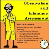 Observation and Inference Assessment