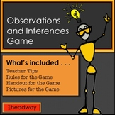 Observation and Inference Game