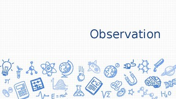 Observation and Inference Powerpoint