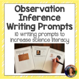 Observation and Inference Writing Prompts