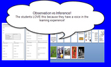 SCIENCE: Observation vs Inference Using Pictures