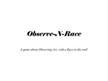 Observe -N- Race
