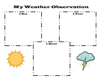 Observe the Weather