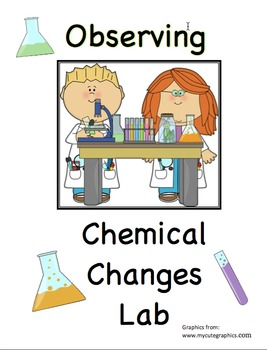 Science Lab: Observing Chemical Changes