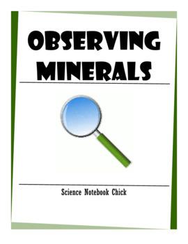 Observing Minerals