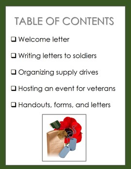 Veteran's Day - Observing the Holiday with Your Students (Teaching Resource)