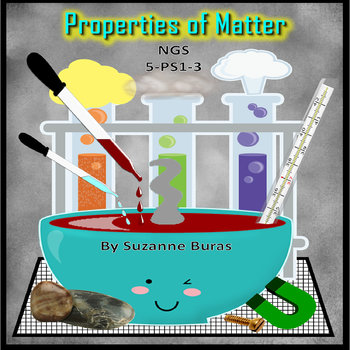Observing and Measuring Properties of Matter: NGS 5.PS1-3
