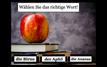 Obst Spiele