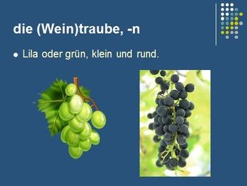 Obst und Gemüse (Activity Bundle)
