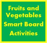 Obst und Gemüse (Fruits and Vegetables in German) Smartboard activities