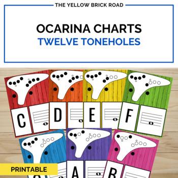 Ocarina charts