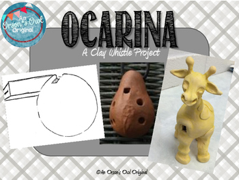 Ocarina: a clay whistle project