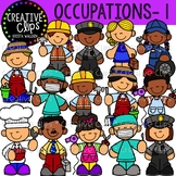 Occupation Clipart 1 {Creative Clips Clipart}