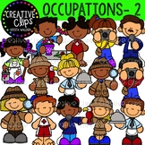 Occupation Clipart 2 {Creative Clips Clipart}