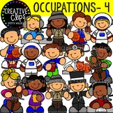 Occupation Clipart 4 {Creative Clips Clipart}