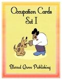 Occupation Cards Set 1