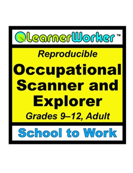 Occupational Scanner and Explorer