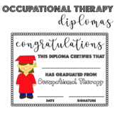 Occupational Therapy Diplomas