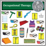 Occupational Therapy (JB Design Clip Art for Personal or C