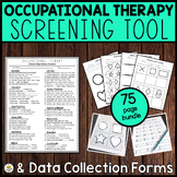 OCCUPATIONAL THERAPY Screening Tool & Observations Checklist