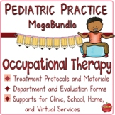 Occupational Therapy: Pediatric Practice MegaBundle