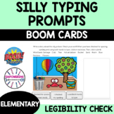 Occupational Therapy Teletherapy: SILLY WRITING PROMPT BOO