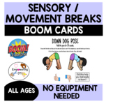 Occupational Therapy Teletherapy: Sensory Processing Movem