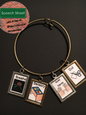 Occupational Therapy Visual Symbol Jewelry