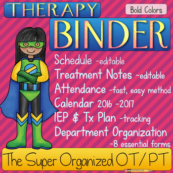 Occupational Therapy or Physical Therapy: DEPARTMENT BINDE