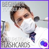 Occupations Adult ESL Flashcards