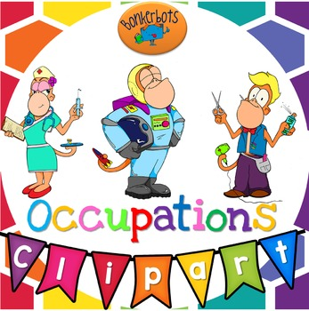 Occupations Clip Art
