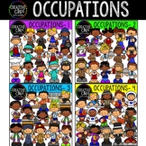 Occupations Clipart Mega Bundle {Creative Clips Clipart}