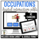 Occupations Digital Interactive Activity