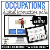Occupations Digital Interactive Activity
