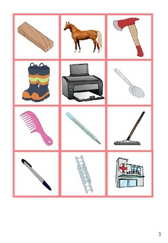 Occupations Games and Activities