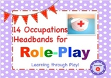 Occupations- Headbands for role-play