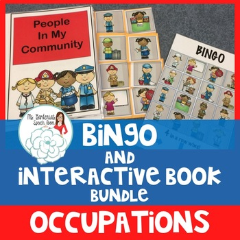 Bingo and Book Bundle: Occupations