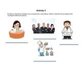 Occupations/Profesiones y empleos bundle