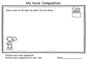 Occupations -  Vocal Explorations
