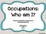 Occupations: Who am I?