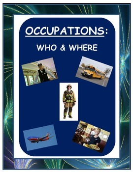 Occupations:  Who and Where