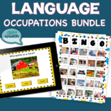 Occupations & Community Bundle Speech Therapy Life Skills Autism