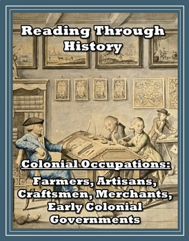 Occupations and Professions in Colonial America