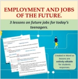 Occupations and employment