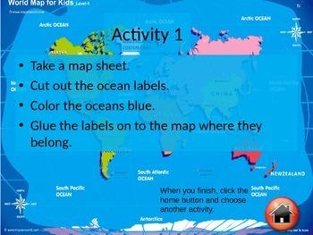 Ocean Think-Tac-Toe