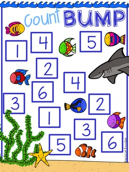 Ocean Math & Literacy Centers (Pirates too) Preschool, Pre-K, &  Kindergarten